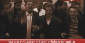 Mafia țigănească ocupă România